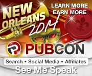 Virante's Mark Traphagen is speaking at Pubcon New Orleans 2014