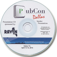 PubCon Training CD