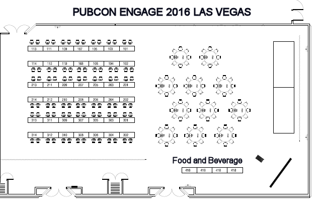 Pubcon Engage at Las Vegas 2016