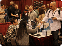 Pubcon Author Book-Signing Event