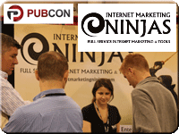 Pubcon Platinum Sponsor Internet Marketing Ninjas