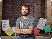 Scott Stratten UnMarketing President Pubcon Las Vegas 2013 Keynote Speaker