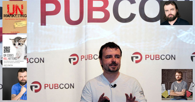 Scott Stratten To Keynote Pubcon SFIMA Summit 2016