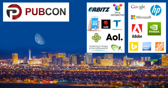 Vast Agenda Announced For Pubcon Las Vegas 2016