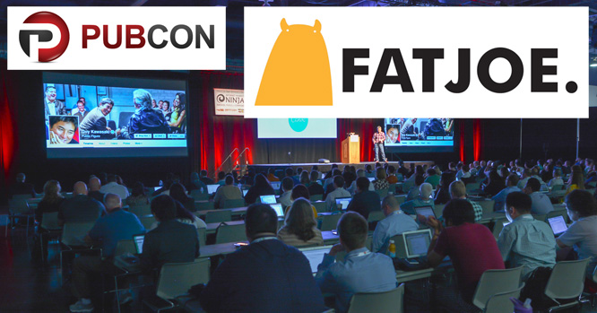 Fat Joe Is Silver Sponsor For Pubcon Las Vegas 2016