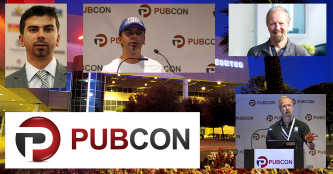 Pubcon Las Vegas To Feature Google's Gary Illyes Ironman Breakfast With Eric Enge